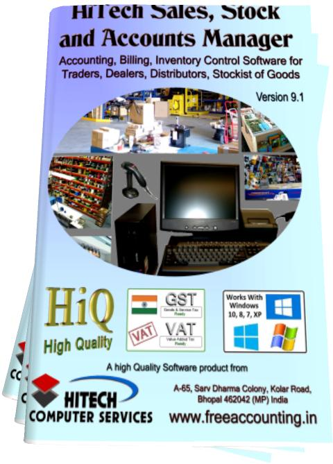 Buy HiTech Sales Stock and Accounts Manager Now.